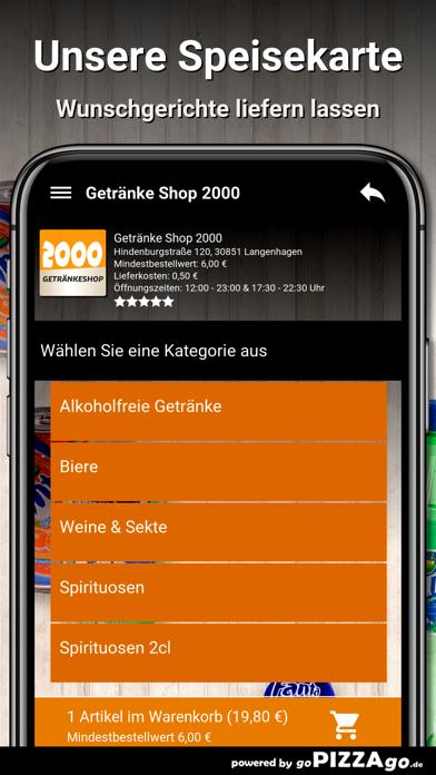 Getränke Shop 2000 Langenhagen screenshot 4