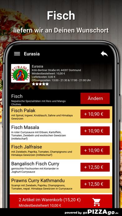 Eurasia Dortmund screenshot 6