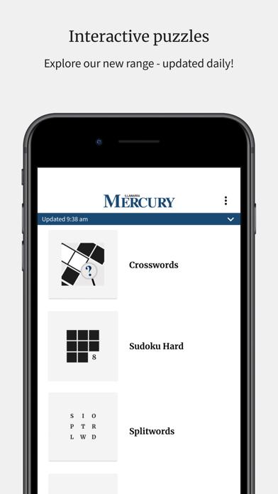 Illawarra MercuryScreenshot of 4