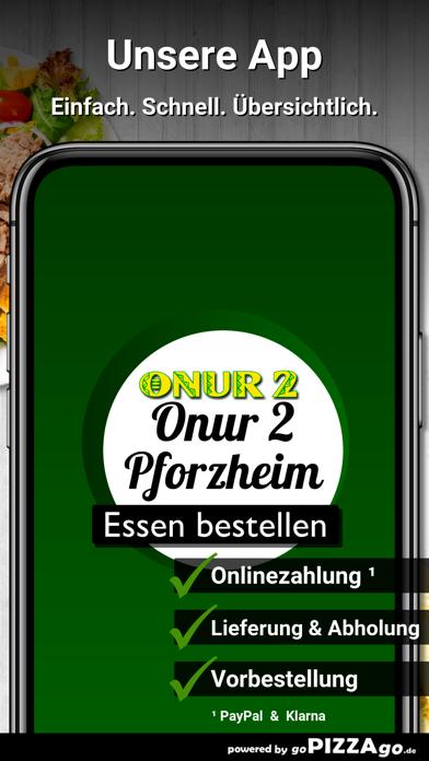 Onur 2 Pforzheim screenshot 1