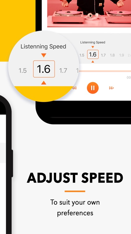 Text To Speech : Audio Books screenshot-6