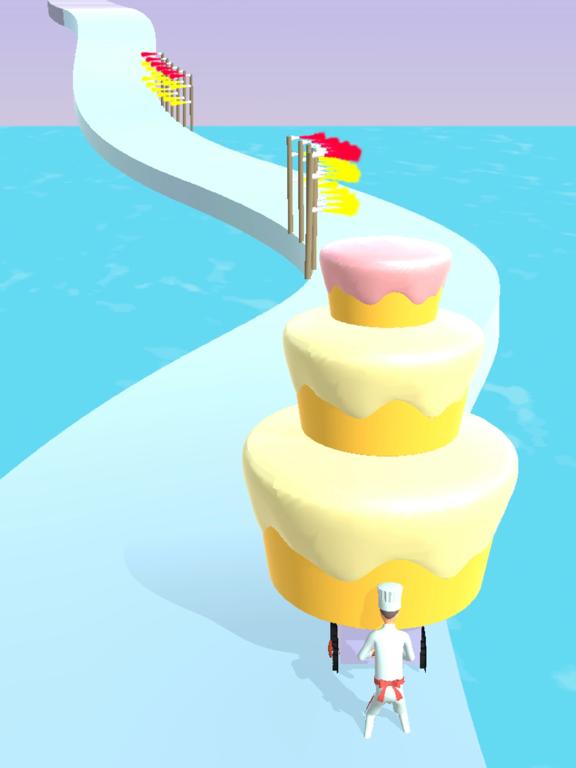 Cake Run screenshot 7