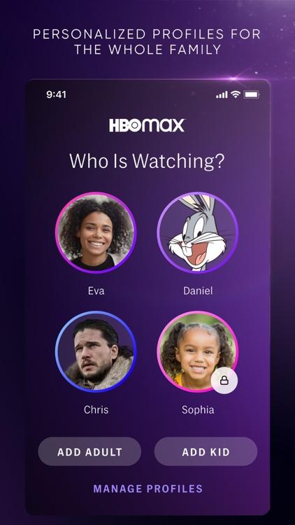 HBO Max: Stream TV & Movies screenshot-5
