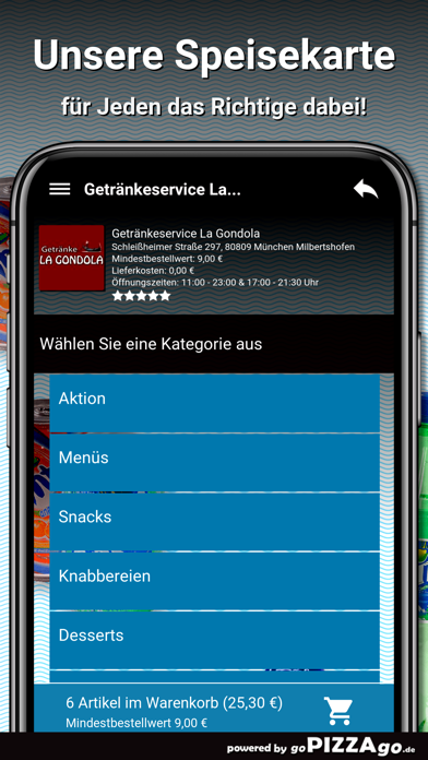 Lagondola München Milbertshofe screenshot 4
