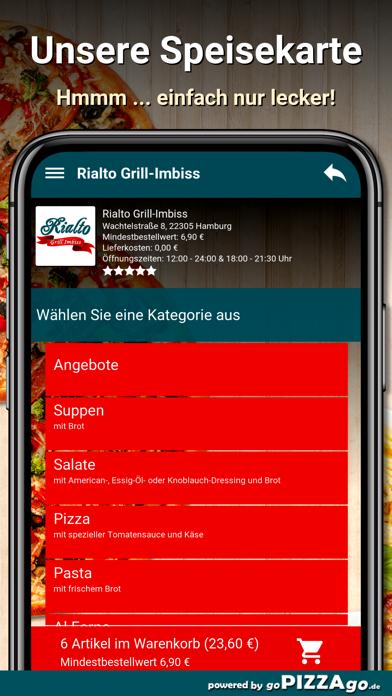 Rialto Grill-Imbiss Hamburg screenshot 4