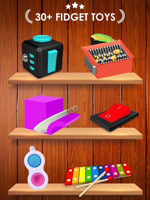 Fidget Toys 3D screenshot 9
