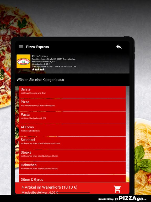 Pizza-Express Crimmitschau screenshot 8