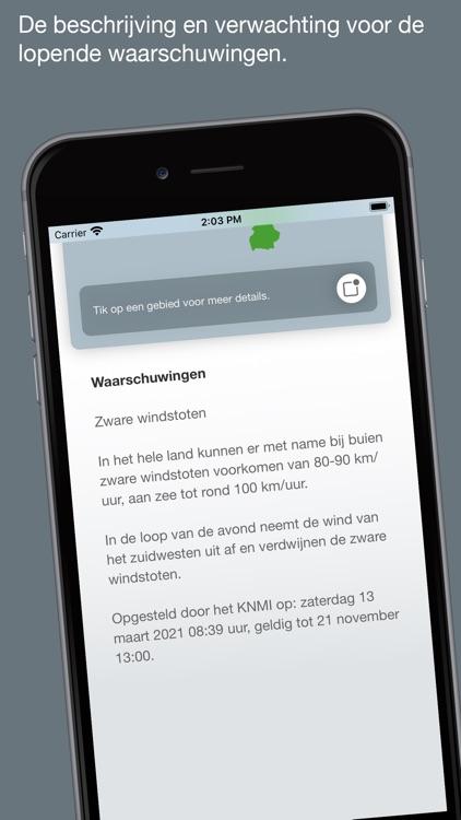 Weeralarm Nederland