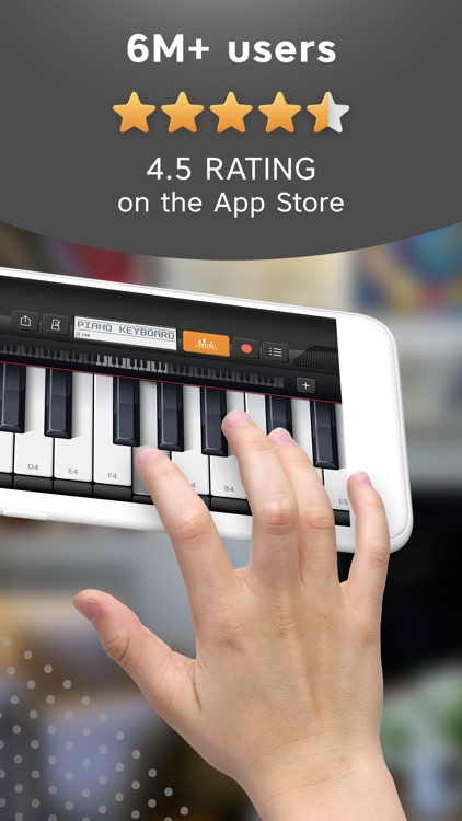 Piano Keyboard App: Play Songs screenshot-5