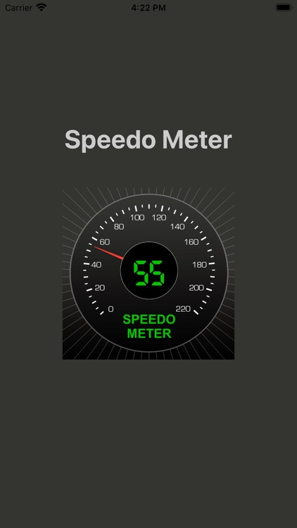 Speedometer:Speed Limit Alert