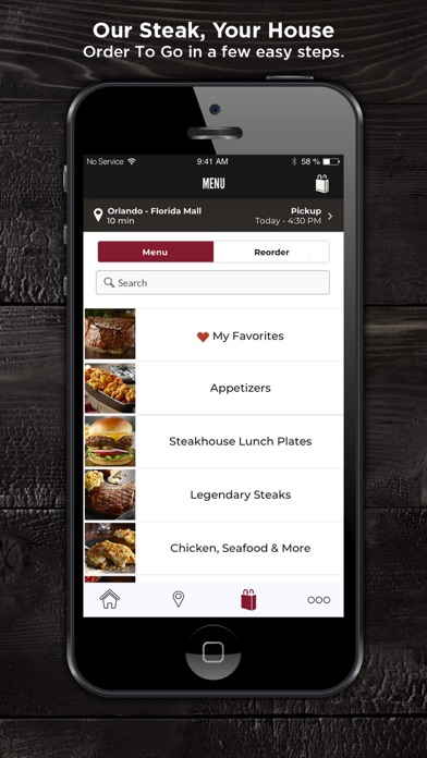 Download LongHorn Steakhouse® for Android