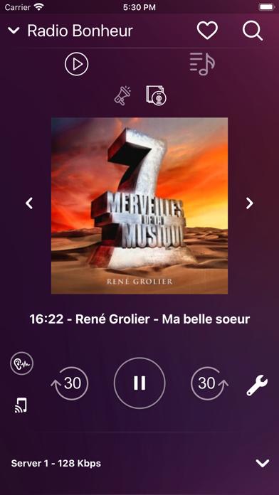 My Radio Endirect - France screenshot 3