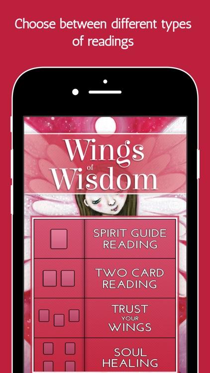 Wings of Wisdom screenshot-4