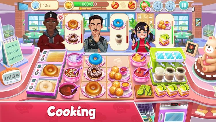 Cooking World Yummy Food