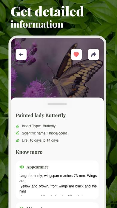 虫の名前がわかるアプリ-ものすごい図鑑昆虫判定虫図鑑のおすすめ画像3