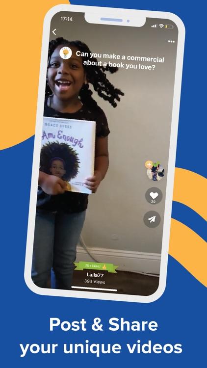 Zigazoo: Social Media for Kids screenshot-3