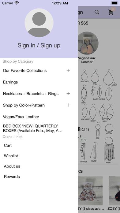 Brandy Bell Design screenshot 2