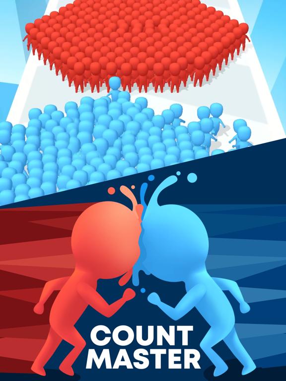 Count Masters: Jeux de Course