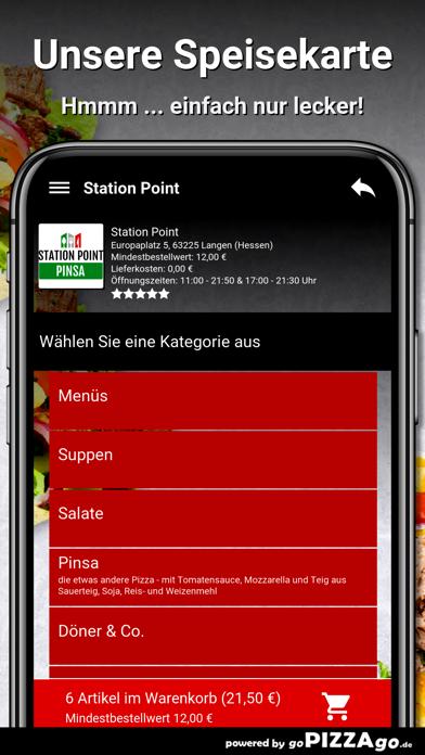 Station Point Langen (Hessen) screenshot 4