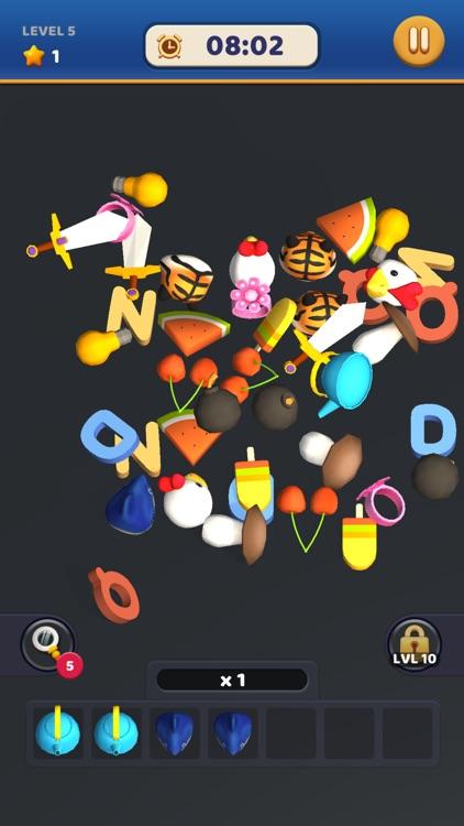 Match Triple Life - 3D Puzzle
