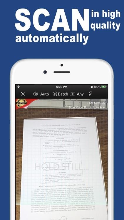 Scanner Plus - PDF Scanner App