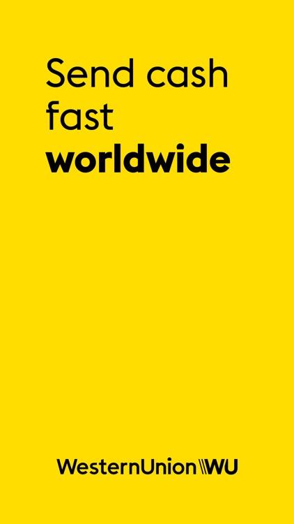 Western Union®: Money Transfer screenshot-0
