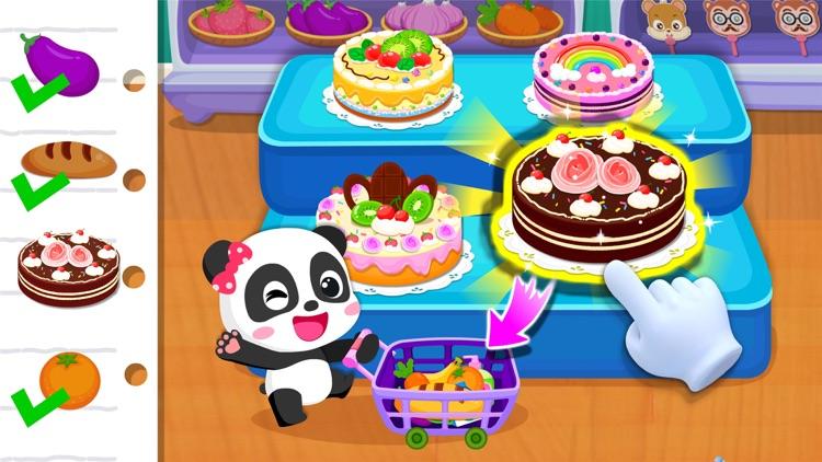 Baby Panda's Supermarket screenshot-3