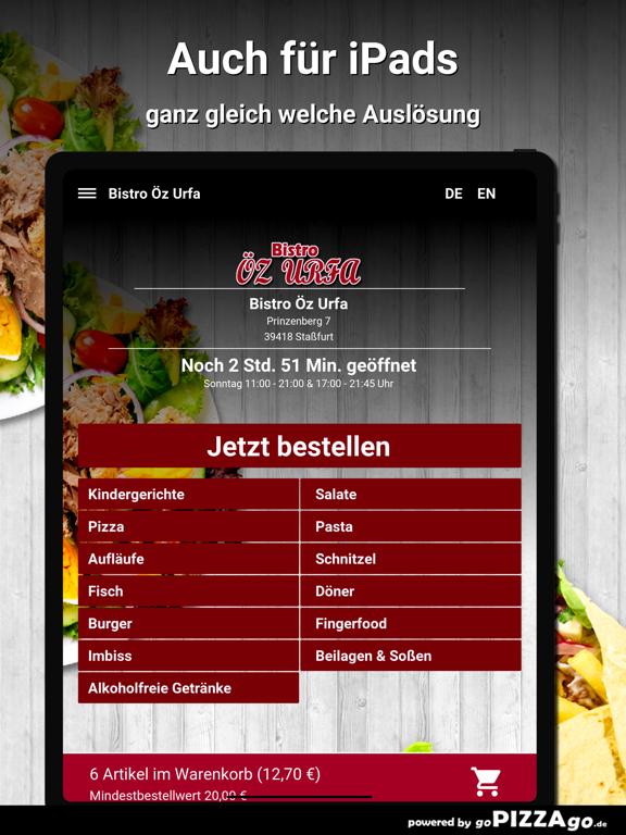 Bistro Öz Urfa Staßfurt screenshot 7