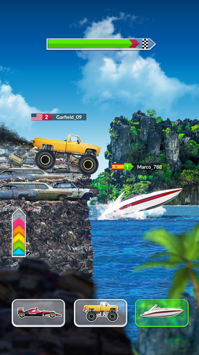 Multi Race: Match The Car screenshot 3
