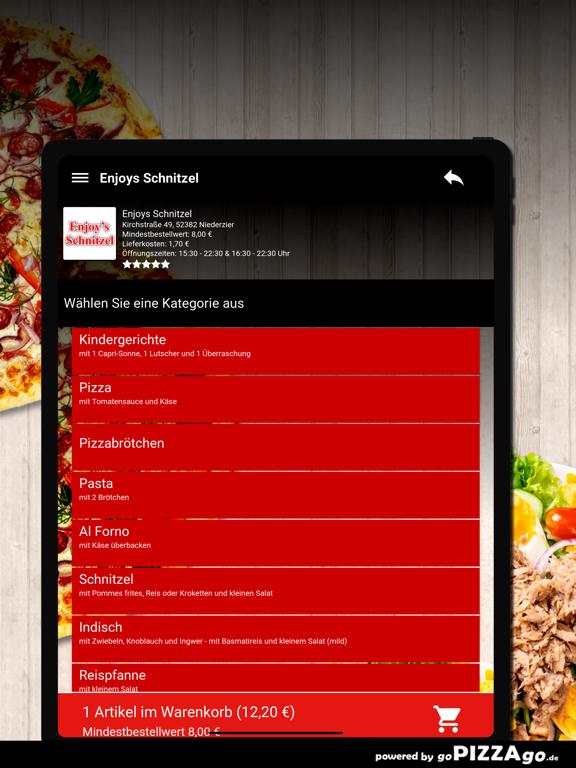 Enjoys Schnitzel Niederzier screenshot 8