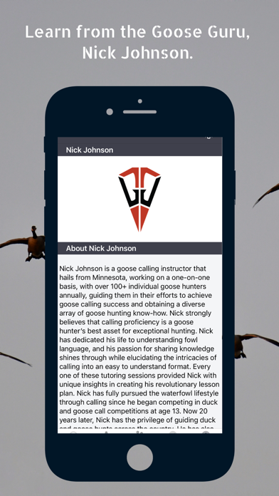 Goose Tech screenshot 6