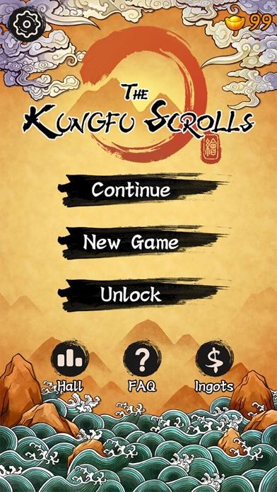 The Kungfu Scrolls screenshot 1