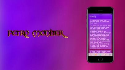 Petro Moniterلقطة شاشة3
