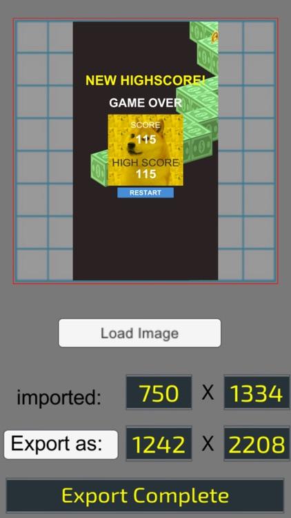 Pixel Resizer screenshot-4