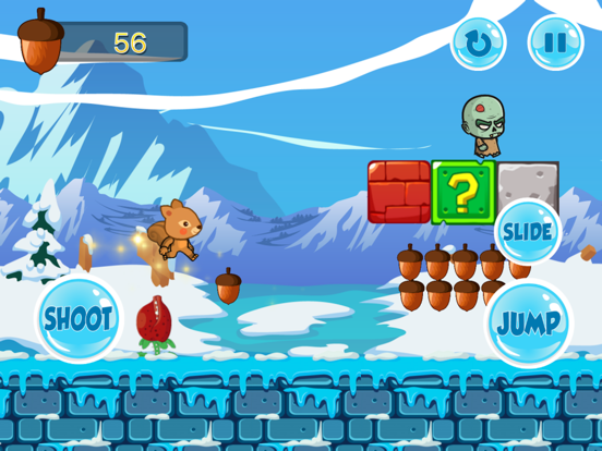 The Jungle Squirrel On Journey screenshot 12