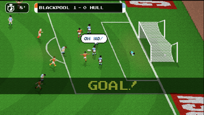 Retro Goal screenshot 4