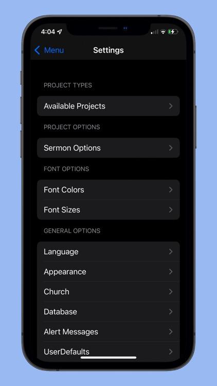 Sermon Maker screenshot-3