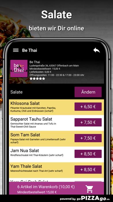 Be Thai Offenbach am Main screenshot 5