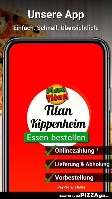 Pizza Titan Kippenheim screenshot 1