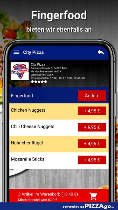 City-Pizza Trier screenshot 6