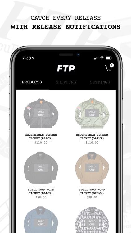 FTP® screenshot-0