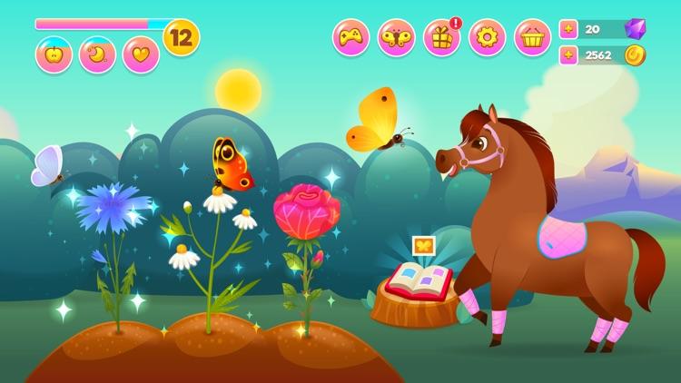 Pixie the Pony - Unicorn Games screenshot-3