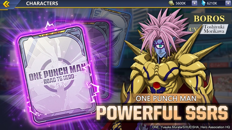 One-Punch Man:Road to Hero 2.0 screenshot-4