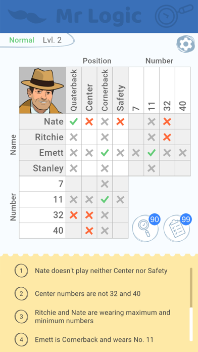 Mr Logic screenshot 3