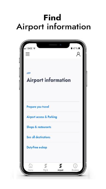 CRL Airport screenshot-3