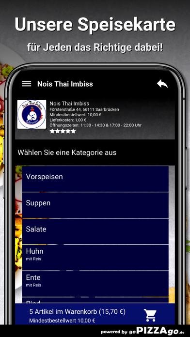 Nois Thai Imbiss Saarbrücken screenshot 4