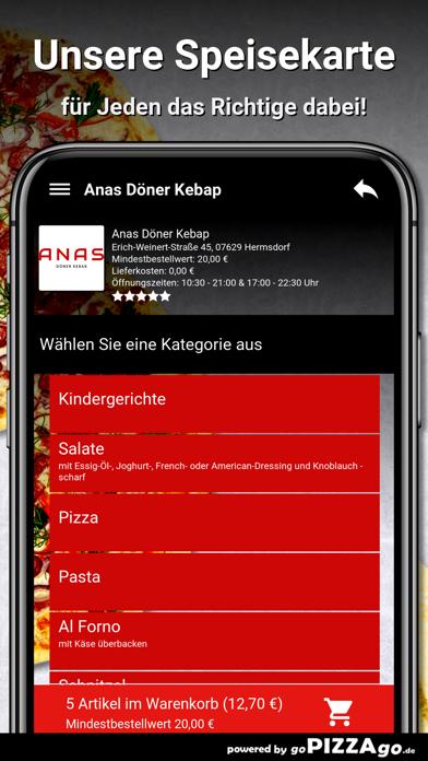 Anas Döner Kebap Hermsdorf screenshot 4