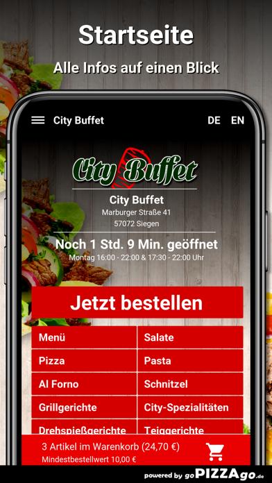 City Buffet Siegen screenshot 2
