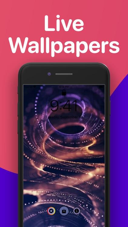 Live Wallpapers 4K - Livesy screenshot-5