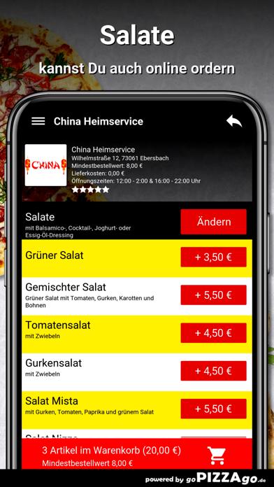 China Heimservice Ebersbach screenshot 5
